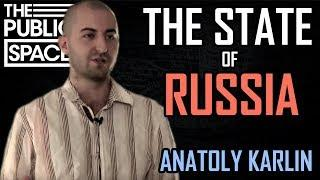 The State of Russia | w/ Anatoly Karlin, TPS #402