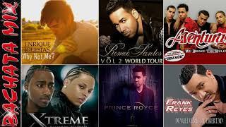 Bachatas 2018 Romanticas - Prince Royce,Romeo Santos,Frank  Reyes,Aventura Bachata Nuevo 2018 Mix