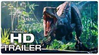 JURASSIC WORLD 2 All Movie Clips + Trailer (2018)