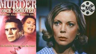 Murder Once Removed | 1971 Thriller | John Forsythe | Barbara Bain
