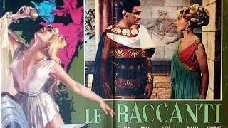 Le baccanti (1961) film completo italiano