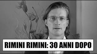 Rimini Rimini: 30 anni dopo