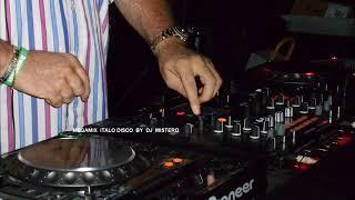paolo cavassidj mistero  megamix  italo  disco