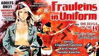 Fraulein In Uniforme - film erotico completo in italiano