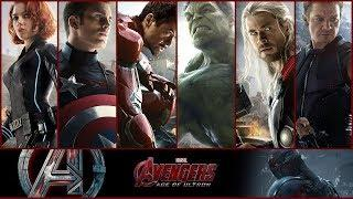 Marvel's Avengers Age of Ultron (film 2015) TRAILER ITALIANO