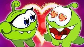 Om Nom Storie Amore tenero   Cartoni animati divertenti per bambini in Italiano