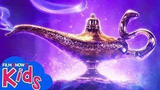 ALADDIN | Nuovo Magico Trailer Disney in Italiano
