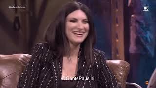 Laura Pausini entrevista La Resistencia