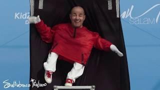 Saltimbanco Italiano present : URBAN STYLE a street comedy festival