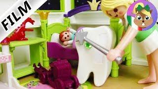 Playmobil film italiano | FATINA DEI DENTI per Emma- le dondola davvero un dente? | famiglia Vogel