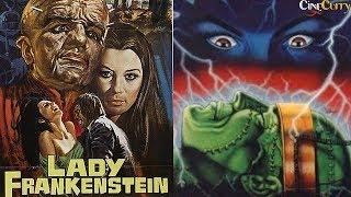 Lady Frankenstein | Italian Horror Film | Joseph Cotten, Rosalba Neri | Cult Classic Movie
