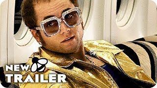 ROCKETMAN Trailer (2019) Elton John Movie