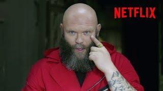 El equipo está listo | La Casa de Papel - Parte 3 | Netflix
