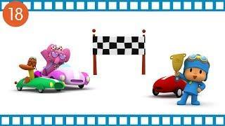 Pocoyo - Mezz'ora di cartone animato educativo per i bambini [18]