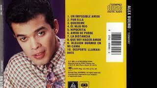 Alex Bueno - Ternuras  ( Álbum Completo) Año 1992
