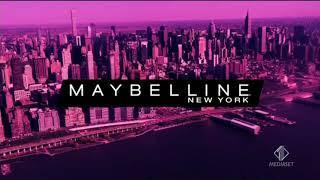 Pubblicita Maybelline push up drama - Febbraio 2016