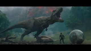 Jurassic World - Il Regno Distrutto: il nuovo trailer italiano!
