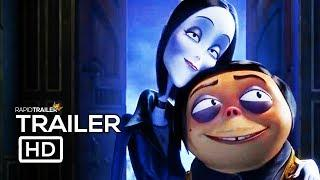 THE ADDAMS FAMILY Official Trailer (2019) Animated Movie HD