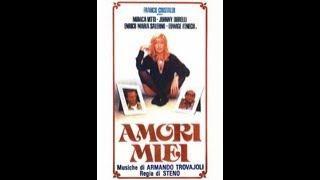 AMORI MIEI (Italia, 1978) - Film intero con Johnny Dorelli e Monica Vitti
