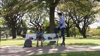 Soy Luna 2|Episodio 37|Luna e Matteo Si Allenano Nel Parco|Seconda Stagione In Italiano|.