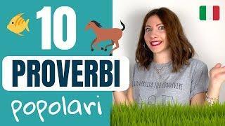 PROVERBI italiani che NON FALLISCONO MAI! (ho anche scoperto perché non falliscono: GUARDATELO!) ???