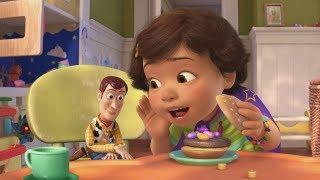 Toy Story 3  - Best Scenes