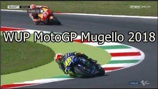 Rossi Bingung Dengan Motornya | WUP MotoGP Mugello - Italy 03 June 2018