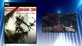 CRYSIS 3 DIGITAL DELUXE EDITION [PC][MEGA][GOOGLE DRIVE][TORRENT]