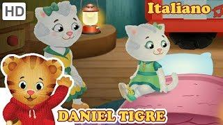 Daniel Tiger in Italiano ???? Buonanotte, Migliori Amici! | Video per Bambini