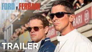 Ford vs Ferrari | Trailer Oficial | Legendado HD