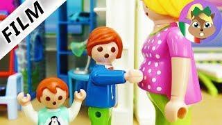 playmobil film italiano | INCINTA? Mamma aspetta un bambino |famiglia Vogel