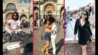 Luisito Comunica y La chule en Venecia ❤