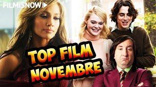 TOP FILM AL CINEMA | Novembre 2019