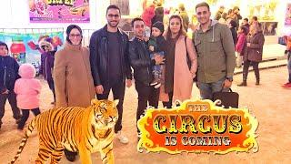 Italian Circus ???????? - سيرك إيطالي في تونس ????????