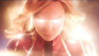 Captain Marvel 2019 Brie Larson nel primo Tailer in italiano del film!