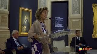 """Straordinario successo della mostra """"Romanticismo"""" - Conferenza Stampa - www.HTO.tv"""
