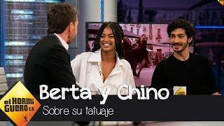 Berta Vázquez confiesa en 'El Hormiguero 3.0' el porqué de su tatuaje - El Hormiguero 3.0