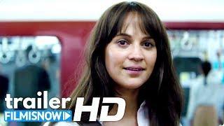 DOVE LA TERRA TREMA (2019) | Trailer ITA del film con Alicia Vikander