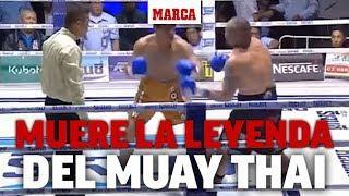 Tragedia en el mundo del Muay thai: fallece una leyenda a los 49 años tras un KO en Tailandia