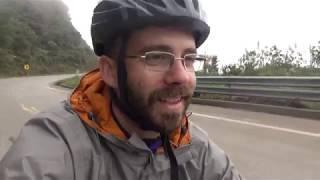 LA INCREÍBLE HISTORIA DEL ITALIANO QUE RECORRE LA CORDILLERA DE LOS ANDES EN BICICLETA