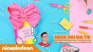 Nick Fai Da Te | Il diario di JoJo Siwa | Nickelodeon Italia