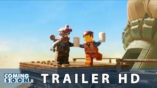 The Lego Movie 2: Secondo Trailer Italiano del Film (2019) - HD