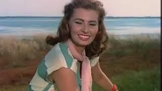 LA DONNA DEL FIUME . Film completo 1954 con SOPHIA LOREN .