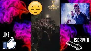 VIDEO TRAGEDIA CONCERTO DI SFERA EBBASTA: 6 MORTI E TANTI FERITI PER UNO SPRAY!