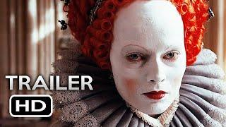 MARY QUEEN OF SCOTS Official Trailer 3 (2018) Margot Robbie, Saoirse Ronan Drama Movie HD