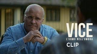 """Vice - L'uomo nell'ombra. Scena in italiano """"Mi piace molto"""""""