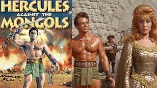 Hercules Against The Mongols (1963) | Maciste Contro I Mongoli | Italian Peplum Film | Mark Forest