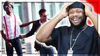 Bello FiGo Ft Gilo - Devo Trombare (SWAG POP) DISPERATi HD | REACTION!!!