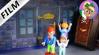 Playmobil film italiano|scoperta casa PAUROSISSIMA a Playmobil city| famiglia Vogel