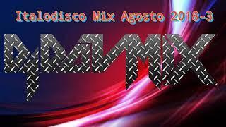 Italodisco Mix Agosto 2018-3